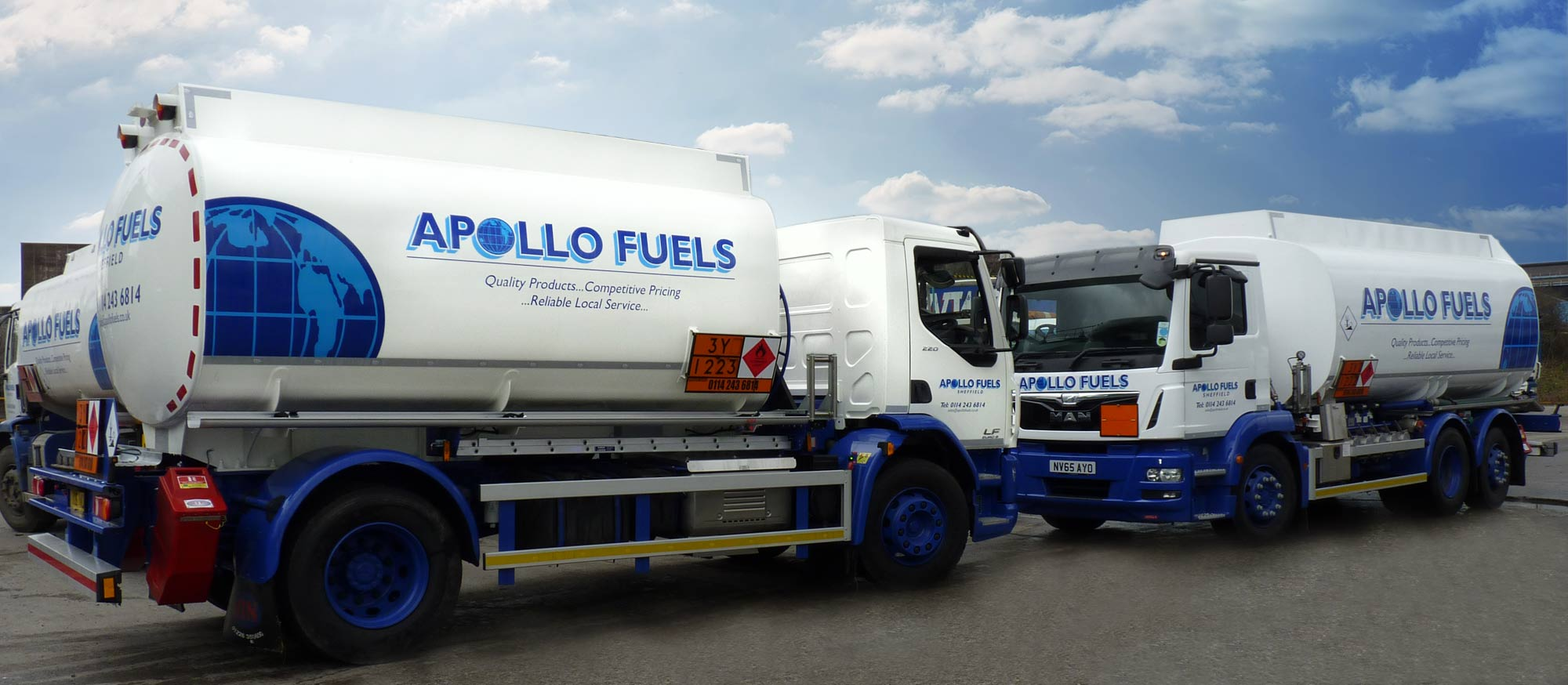 Welcome To Apollo Fuels